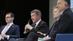 Fico odmieta vznik moslimských komunít, vyhlásil to na samite V4