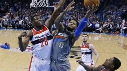 NBA: Oklahoma zdolala Washington na domácej palubovke