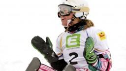 Ledecká ničí súperky, v tejto sezóne získala v slalome už päť víťazstiev