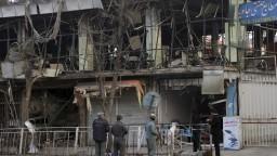 Afganistan sa spamätáva z bombového útoku, obetí môže pribudnúť