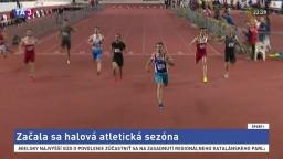 Začala sa halová atletická sezóna, preteky privítali športovcov z 22 krajín