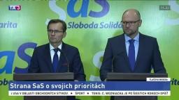 TB SaS o bezpečnom a spravodlivom Slovensku