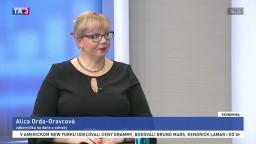 HOSŤ V ŠTÚDIU: A. Orda-Oravcová o formulároch k daniam