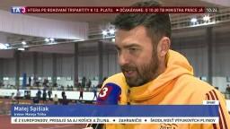 Tréner M. Spišiak o dištanci olympijského šampióna Tótha