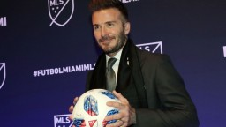 Nový futbalový tím získal licenciu, predstavil ho David Beckham