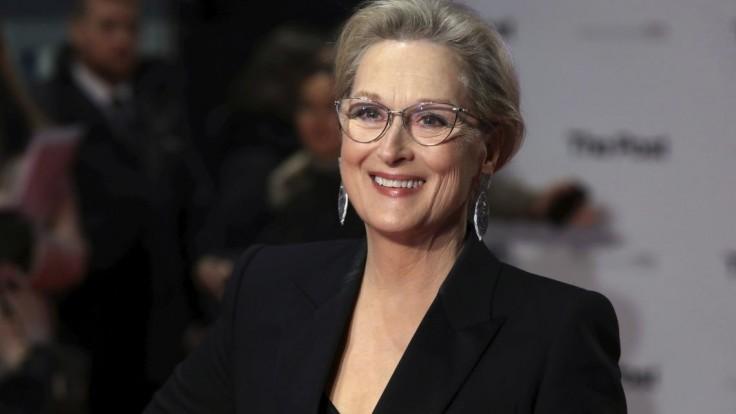Meryl Streep chce chrániť svoje meno, obrátila sa na úrad pre patenty