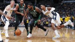 NBA: Boston vyhral v Denveri po dramatickej koncovke o jediný bod