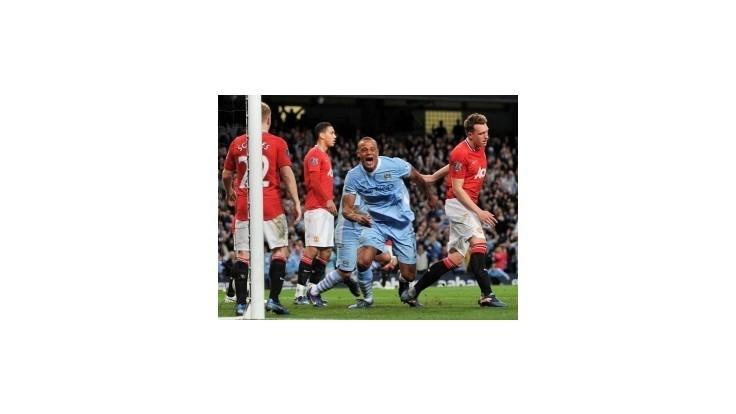 City v manchesterskom derby zdolal United a už je na čele