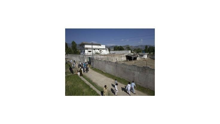 Zvyšky bin Ládinovho úkrytu miznú tehla po tehle