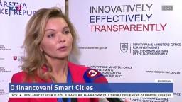 D. Žiláková o odbornej konferencií financovania Smart Cities