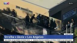 V Los Angeles došlo k streľbe, mladá dievčina postrelila niekoľkých ľudí