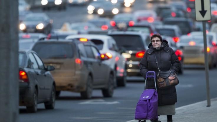 Ruská ekonomika rástla, ale menej ako chcela vláda