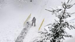 SHMÚ varuje, Slovensko zasiahne výdatné sneženie