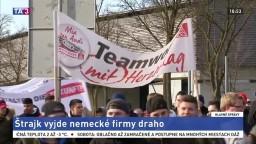 Nemeckí zamestnanci štrajkujú, firmy to vyjde draho