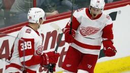NHL: Tatar si pripísal asistenciu pri triumfe hráčov Detroitu