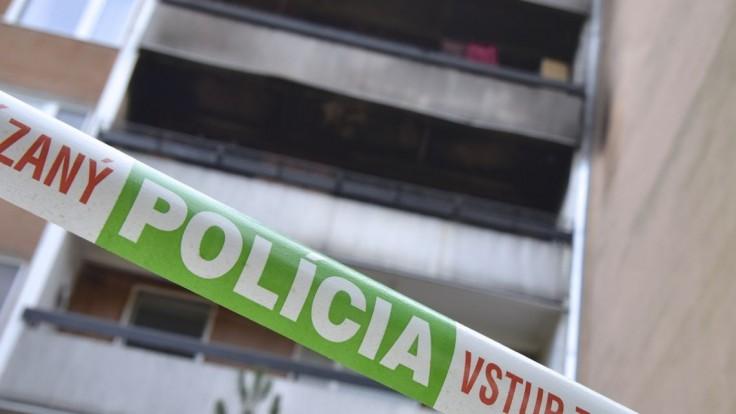 V bratislavskom byte našli telo mŕtvej ženy, polícia prípad vyšetruje