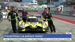 ARC Bratislava sa nevydarila kvalifikácia, na Ligieri zlyhal motor