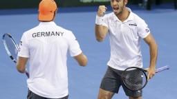 Nemci zdolali Austráliu, od štvrťfinále Davis Cupu ich delí bod