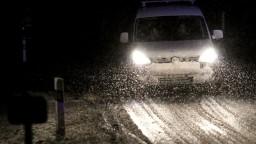 Východ Slovenska zasiahlo husté sneženie, situácia bola dramatická