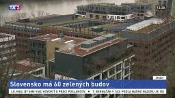 Na Slovensku rozkvitajú zelené budovy, šetria energiu aj prostredie