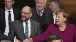 Lídri nemeckých strán sa dohodli, že v rokovaniach budú pokračovať