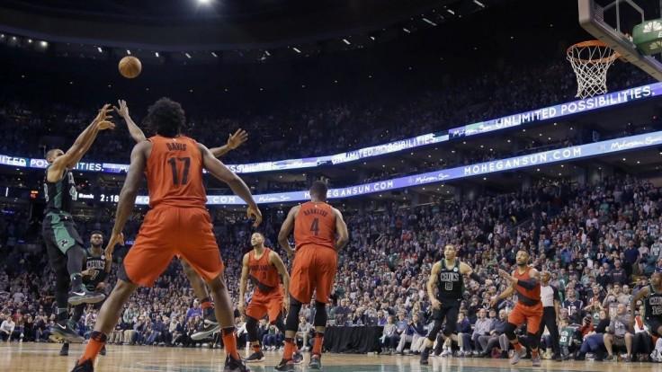 NBA: Najlepším strelcom Bostonu sa stal Horford, rozhodol zápas