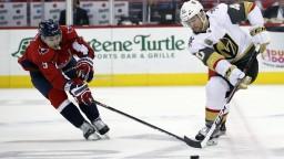 NHL: Vegas zdolal domáci Washington, hviezdou sa stal Smith