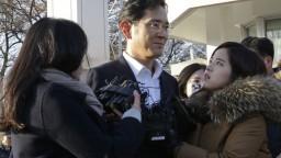 Dedič Samsungu sedel za korupciu, pustili ho však skôr