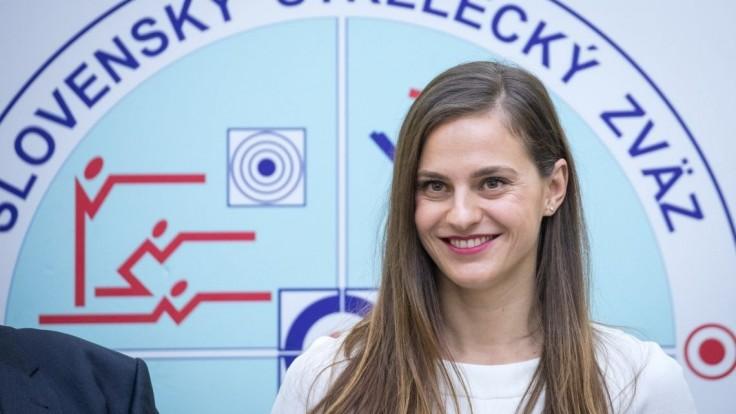 Strelkyňa Barteková sa stala podpredsedníčkou komisie MOV