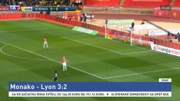 Monako prekvapivo otočilo, rozhodujúci gól strelil Lopez
