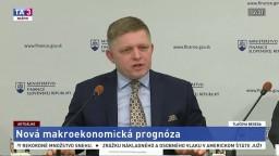 TB R. Fica, P. Kažimíra a P. Havrana o novej makroekonomickej prognóze