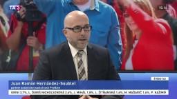 ŠTÚDIO TA3: J. R. Hernández-Soublet o venezuelskej kríze