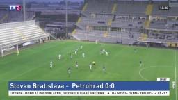 Slovanisti remizovali s Petrohradom, čaká ich zápas s ukrajincami
