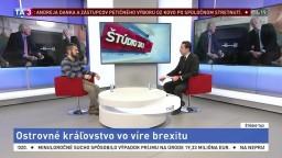 ŠTÚDIO TA3: Analytik R. Geist o brexite