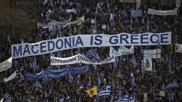 Macedónsko je pripravené zmeniť názov. Diaľnicu a letisko už premenovali