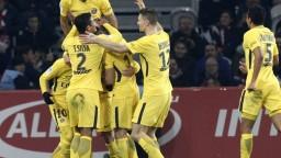 Ligue 1: Marseille a Paríž suverénne postupujú do štvrťfinále