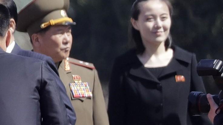 Kim na olympiádu vyšle mladšiu sestru z oddelenia propagandy