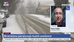 Klimatológ P. Faško o aktuálnom počasí