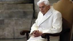 Pripravujem sa na smrť, priznal Benedikt. Záujem verejnosti ho dojíma