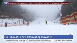 Vláda je s výsledkom spokojná, po lyžiarskych chce dotovať aj plavecké výcviky