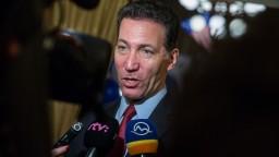 Veľvyslanec USA na Slovensku A. Sterling o vzájomných diplomatických vzťahoch
