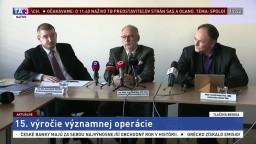 TB Univerzitnej nemocnice Bratislava k 15. výročiu významnej operácie