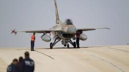 Izrael prišiel v Sýrii o stíhačku, zaútočil na iránske ciele