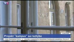 Kampus v Kežmarku zrekonštruujú, umiestnia doň tri stredné školy