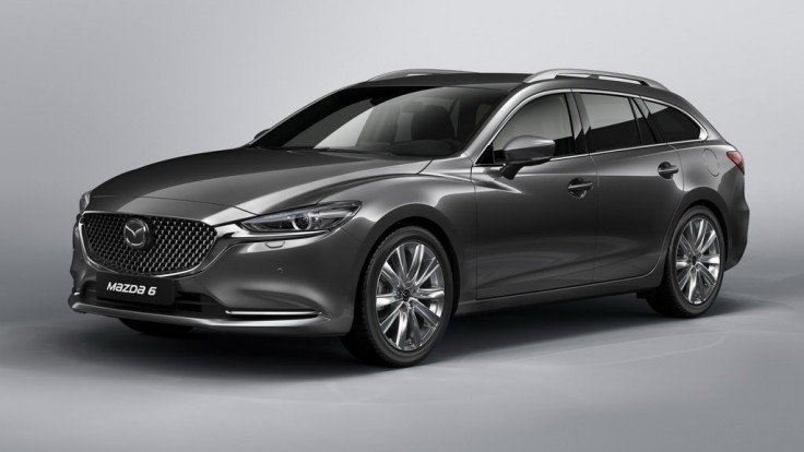Mazda vezie do Európy modernizovanú Šestku a revolučný motor