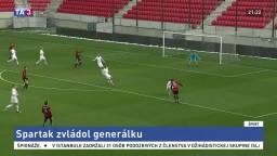 Futbalisti Spartaku sú po zimnej pauze pozitívne naladení, zdolali Karvinú
