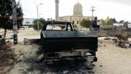 Ofenzíva v Egypte pokračuje, desiatky ozbrojencov skončili v putách