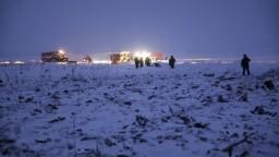 Zverejnili oficiálny zoznam cestujúcich zrúteného ruského lietadla