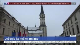 Levočania aj turisti sa dočkajú, z baziliky konečne zmizne lešenie
