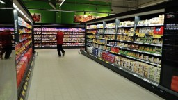 Ceny potravín na Slovensku rastú najrýchlejšie v Európe